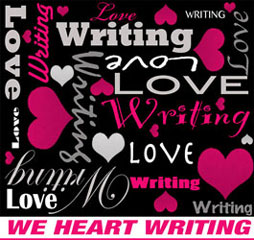 We Heart Writing